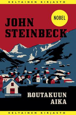 Steinbeck, John - Routakuun aika, e-kirja