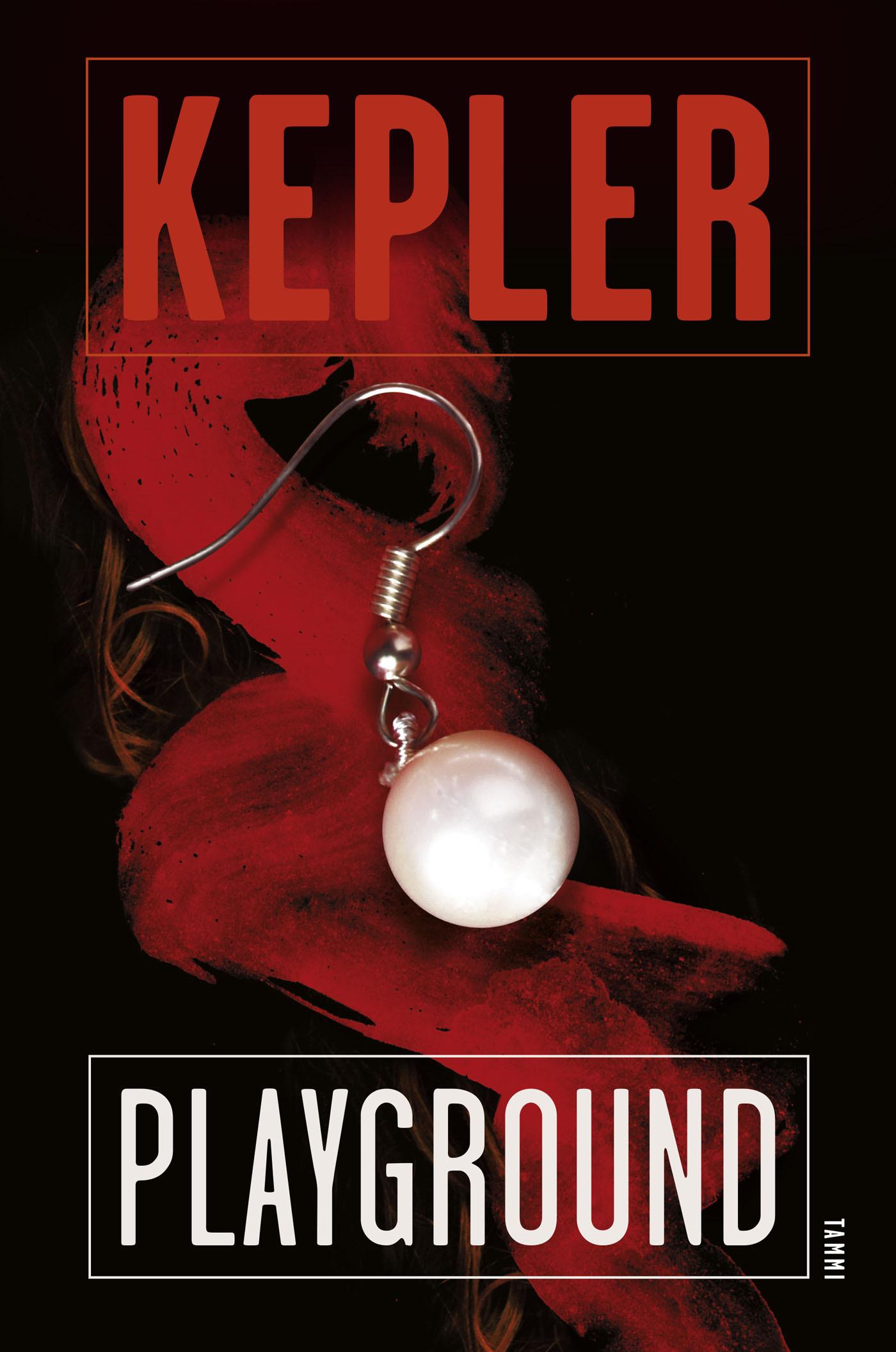 Kepler, Lars - Playground, e-kirja