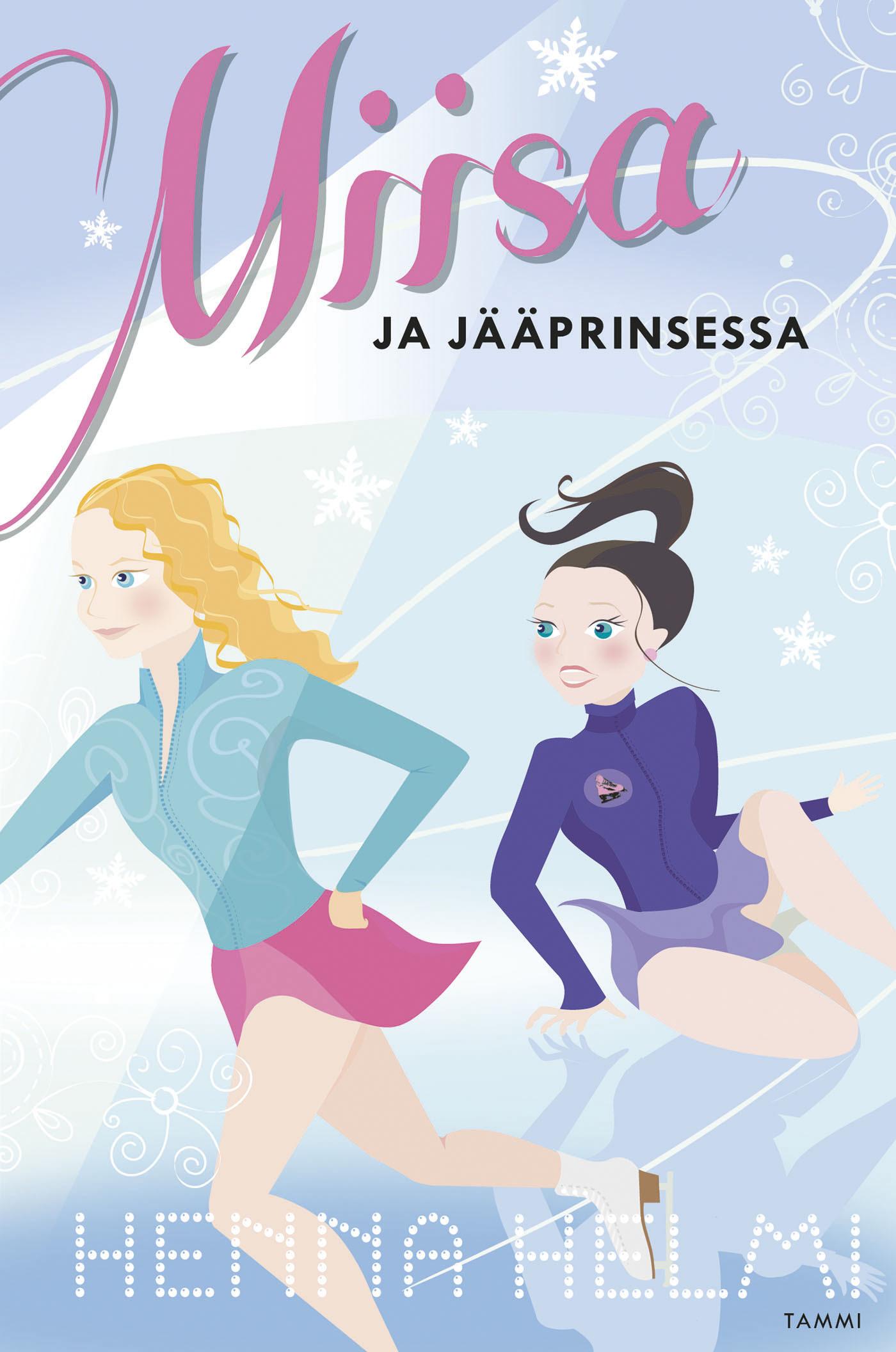 Heinonen, Henna Helmi - Miisa ja jääprinsessa, e-kirja