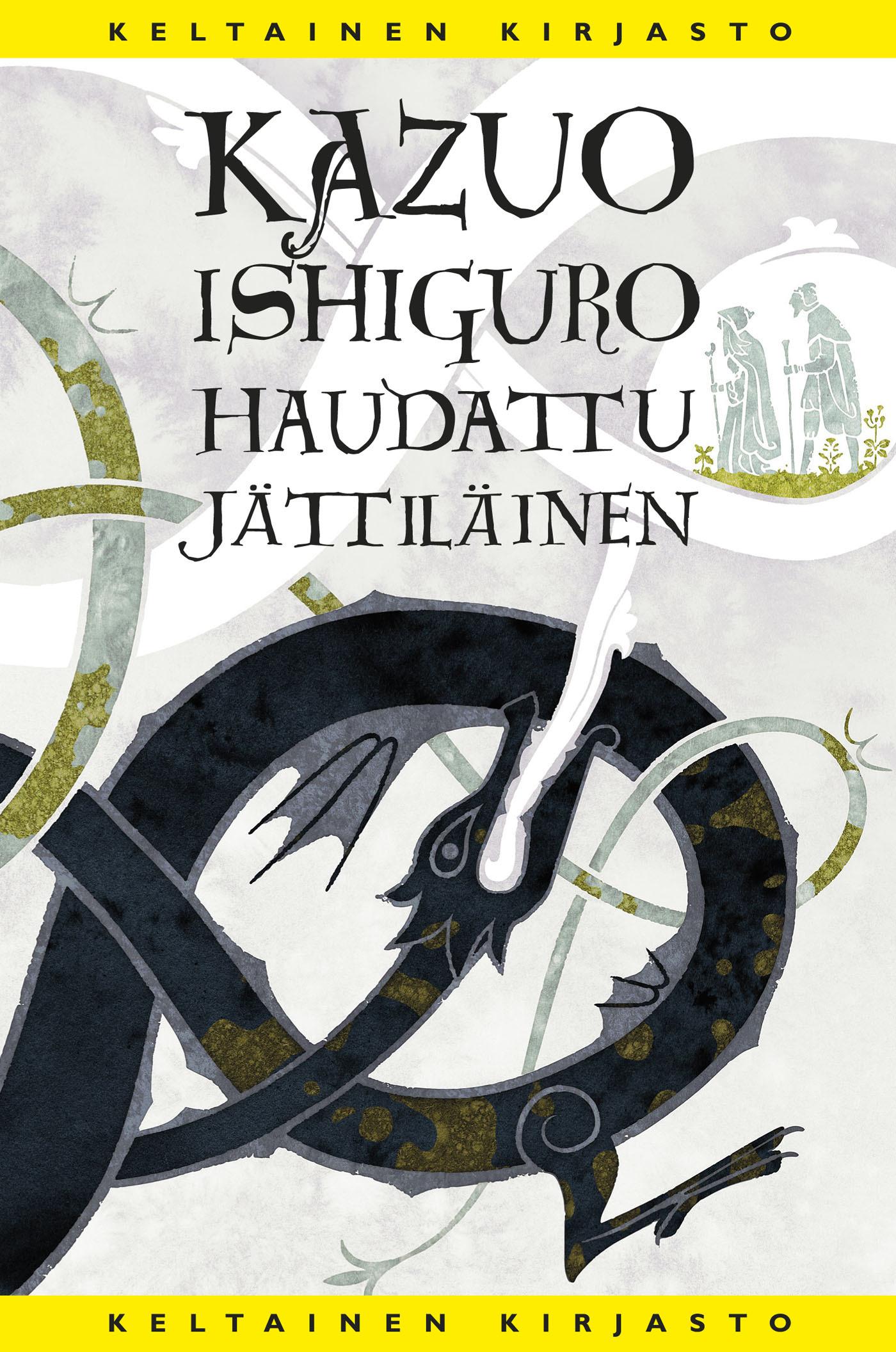 Ishiguro, Kazuo - Haudattu jättiläinen, e-kirja