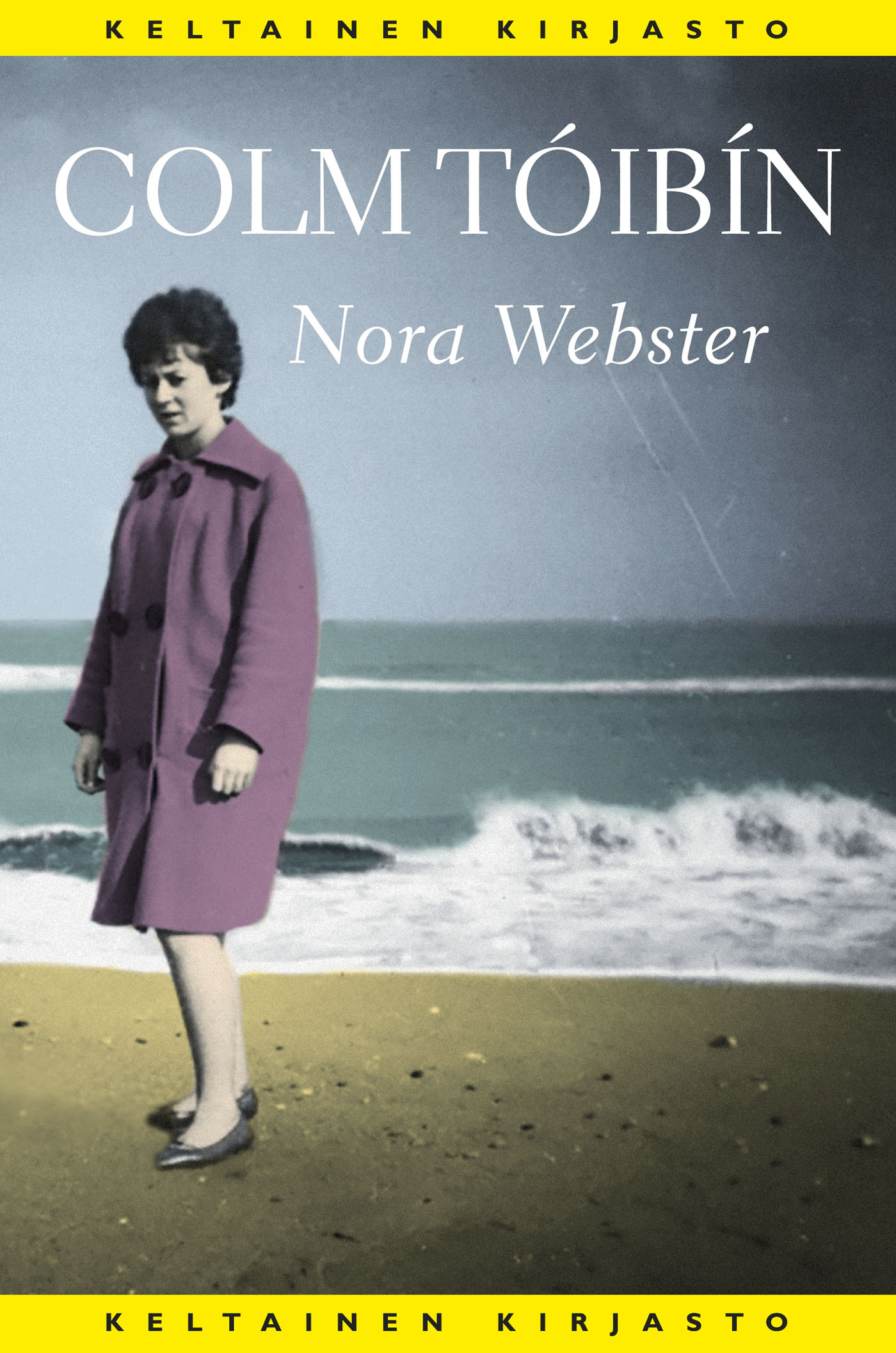 Tóibín, Colm - Nora Webster, e-kirja