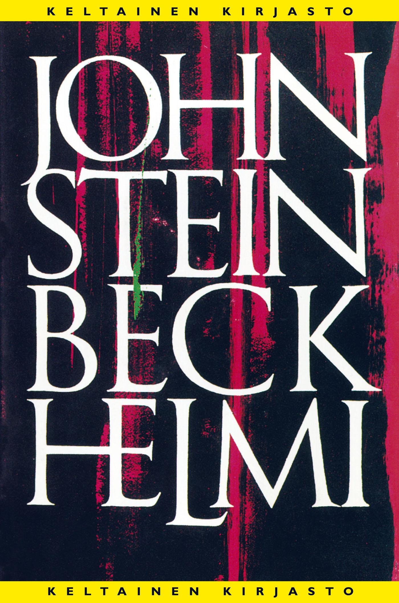 Steinbeck, John - Helmi, e-kirja