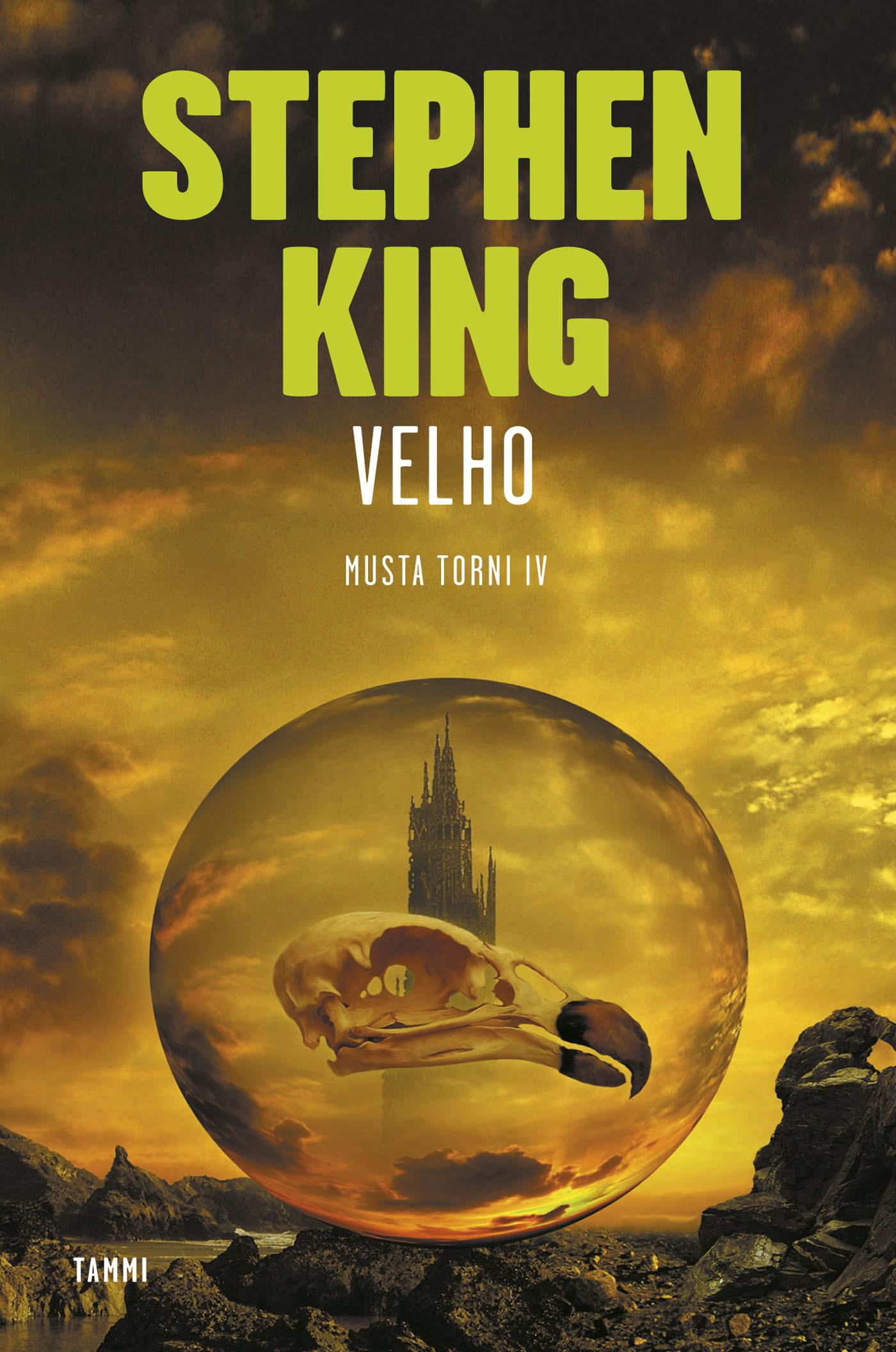 King, Stephen - Velho. Musta torni 4, e-kirja