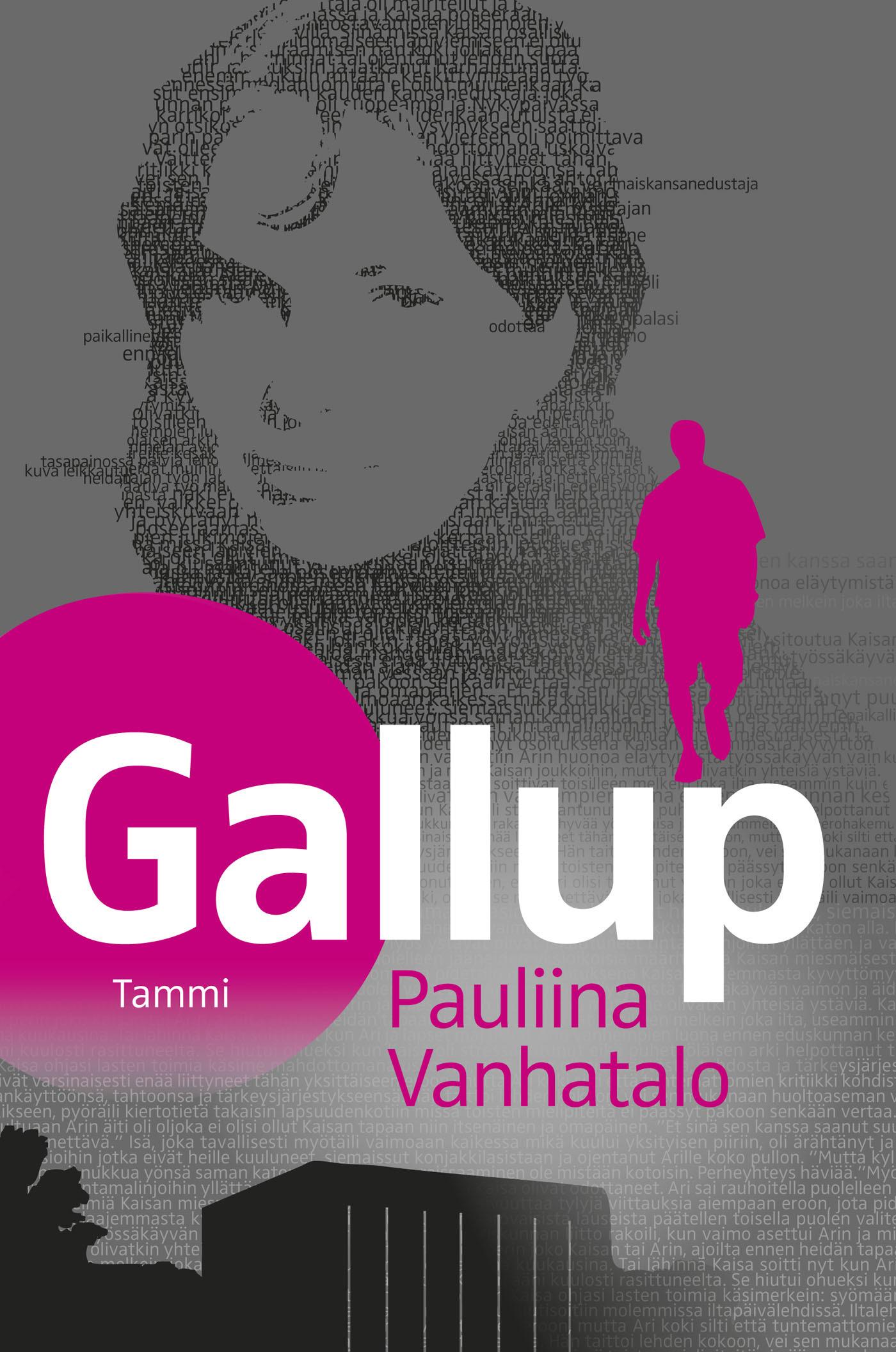 Vanhatalo, Pauliina - Gallup, e-bok