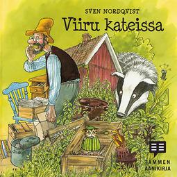 Nordqvist, Sven - Viiru kateissa, äänikirja