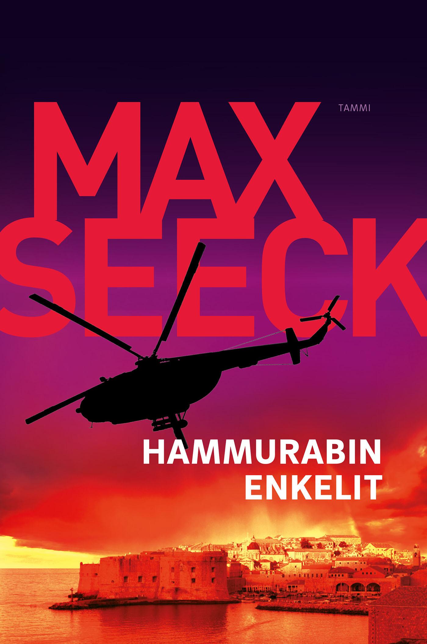 Seeck, Max - Hammurabin enkelit, e-kirja