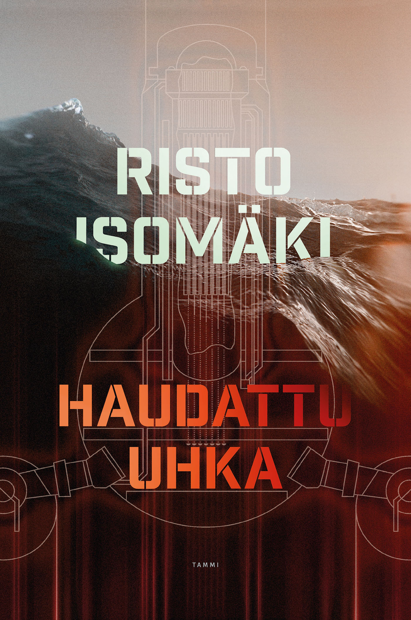 Isomäki, Risto - Haudattu uhka, e-kirja
