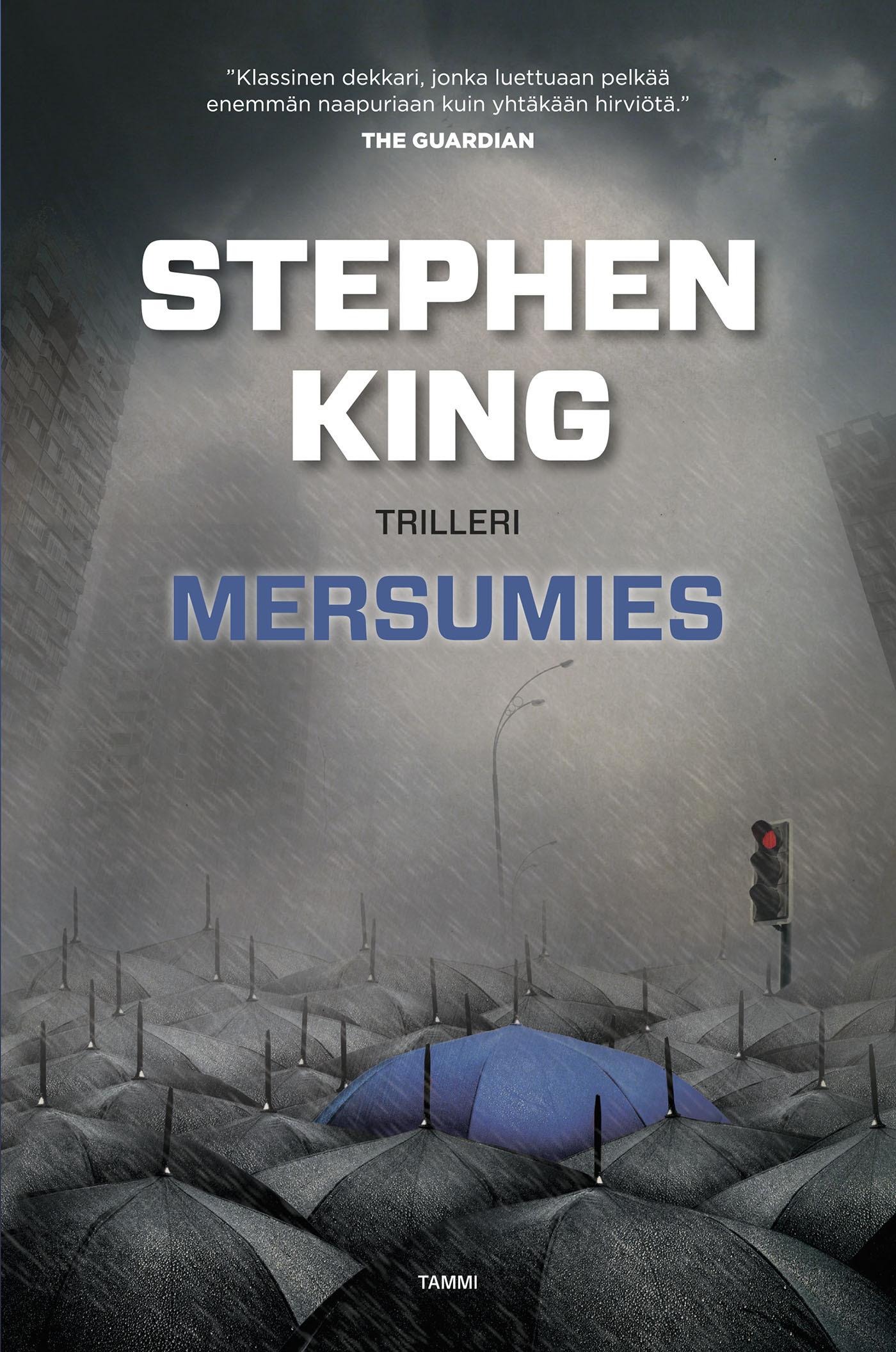 King, Stephen - Mersumies, e-kirja