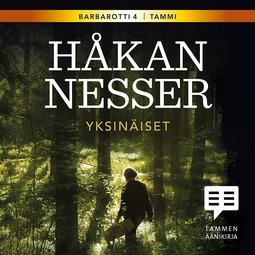 Nesser, Håkan - Yksinäiset: Barbarotti 4, audiobook