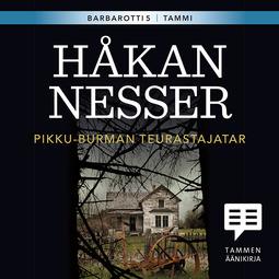 Nesser, Håkan - Pikku-Burman teurastajatar: Barbarotti 5, äänikirja