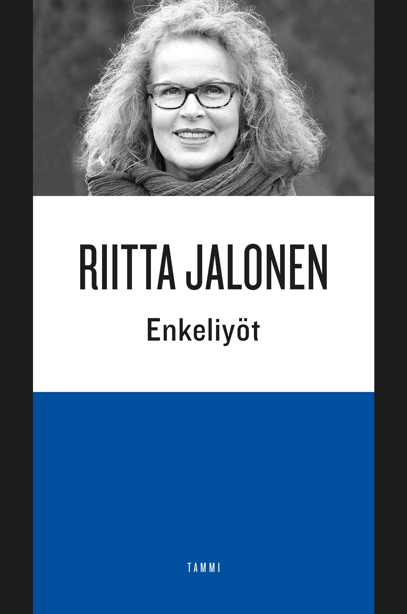 Jalonen, Riitta - Enkeliyöt, e-kirja