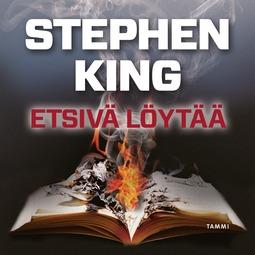 King, Stephen - Etsivä löytää, äänikirja