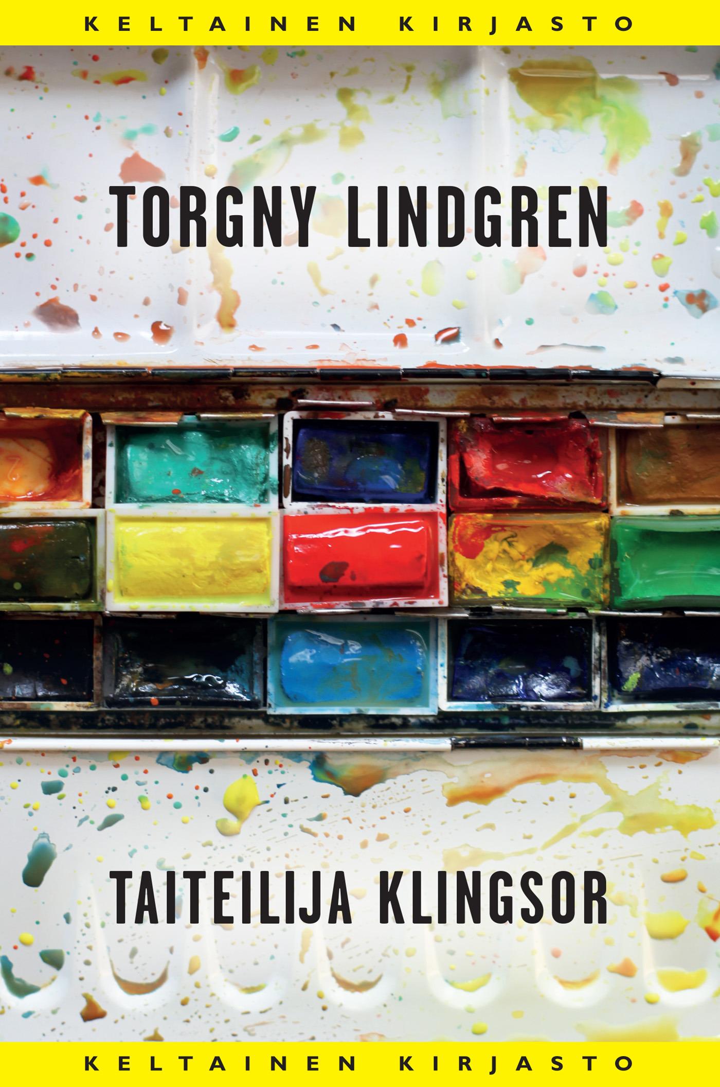 Lindgren, Torgny - Taiteilija Klingsor, e-bok