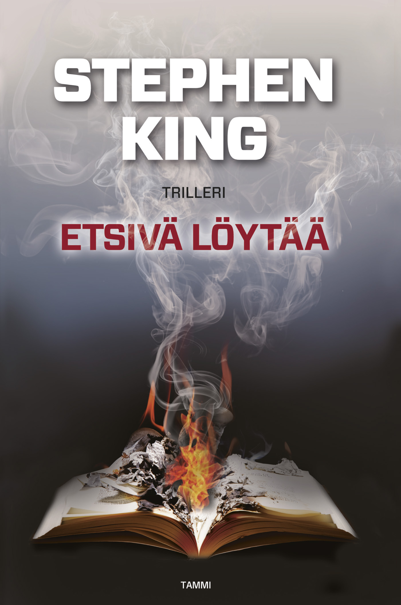 King, Stephen - Etsivä löytää, e-kirja