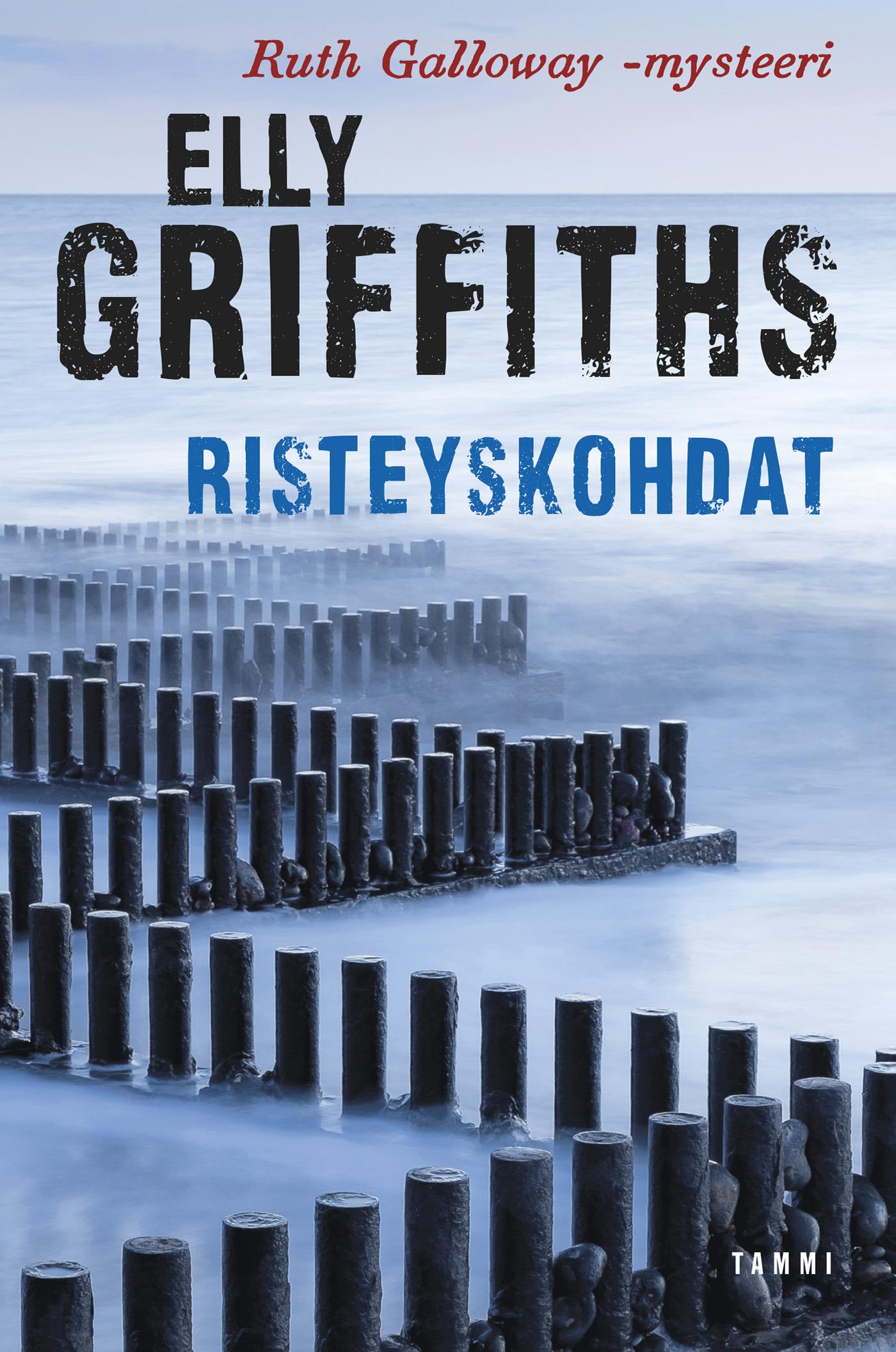 Griffiths, Elly - Risteyskohdat, e-kirja