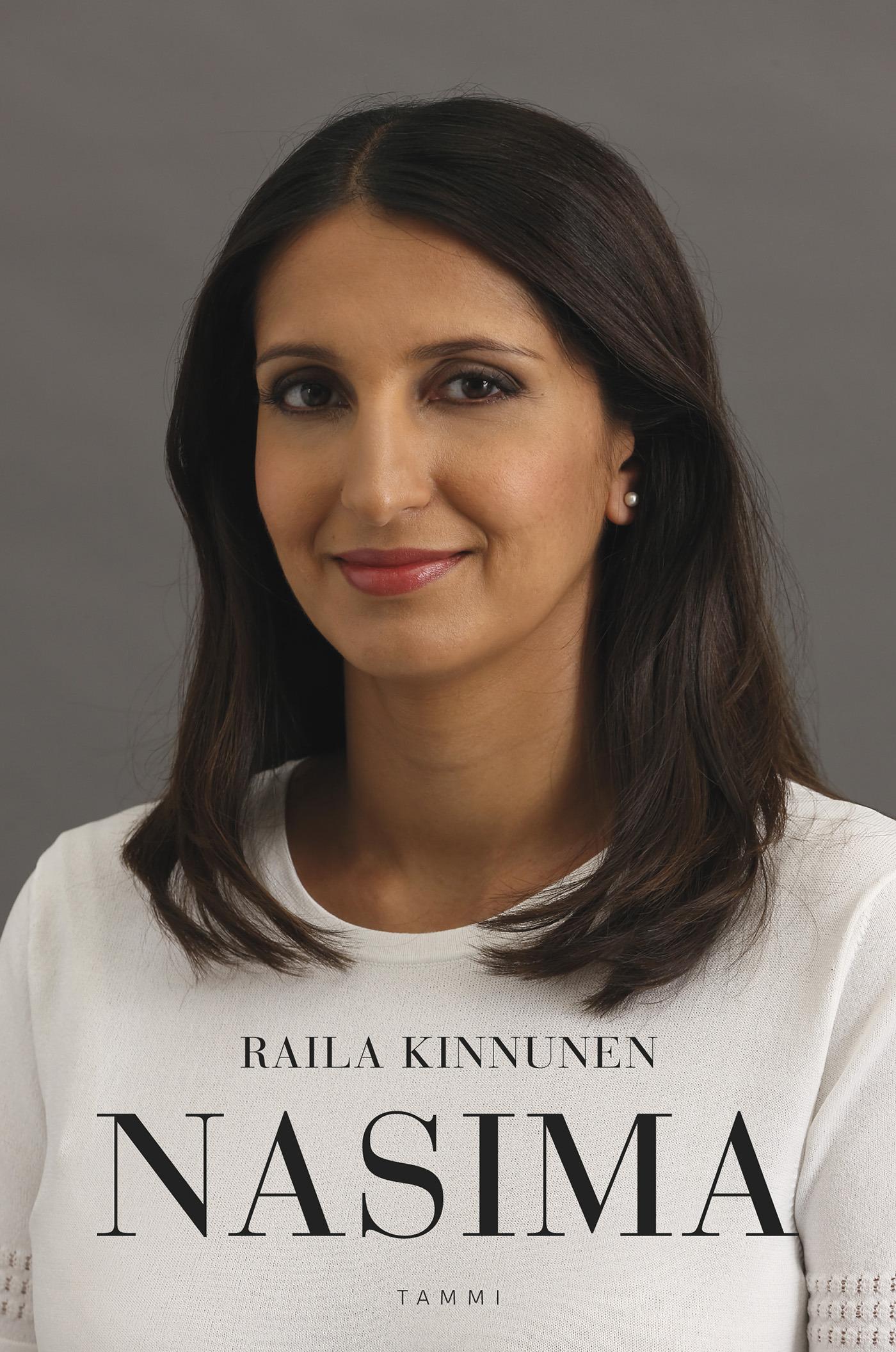 Kinnunen, Raila - Nasima, ebook