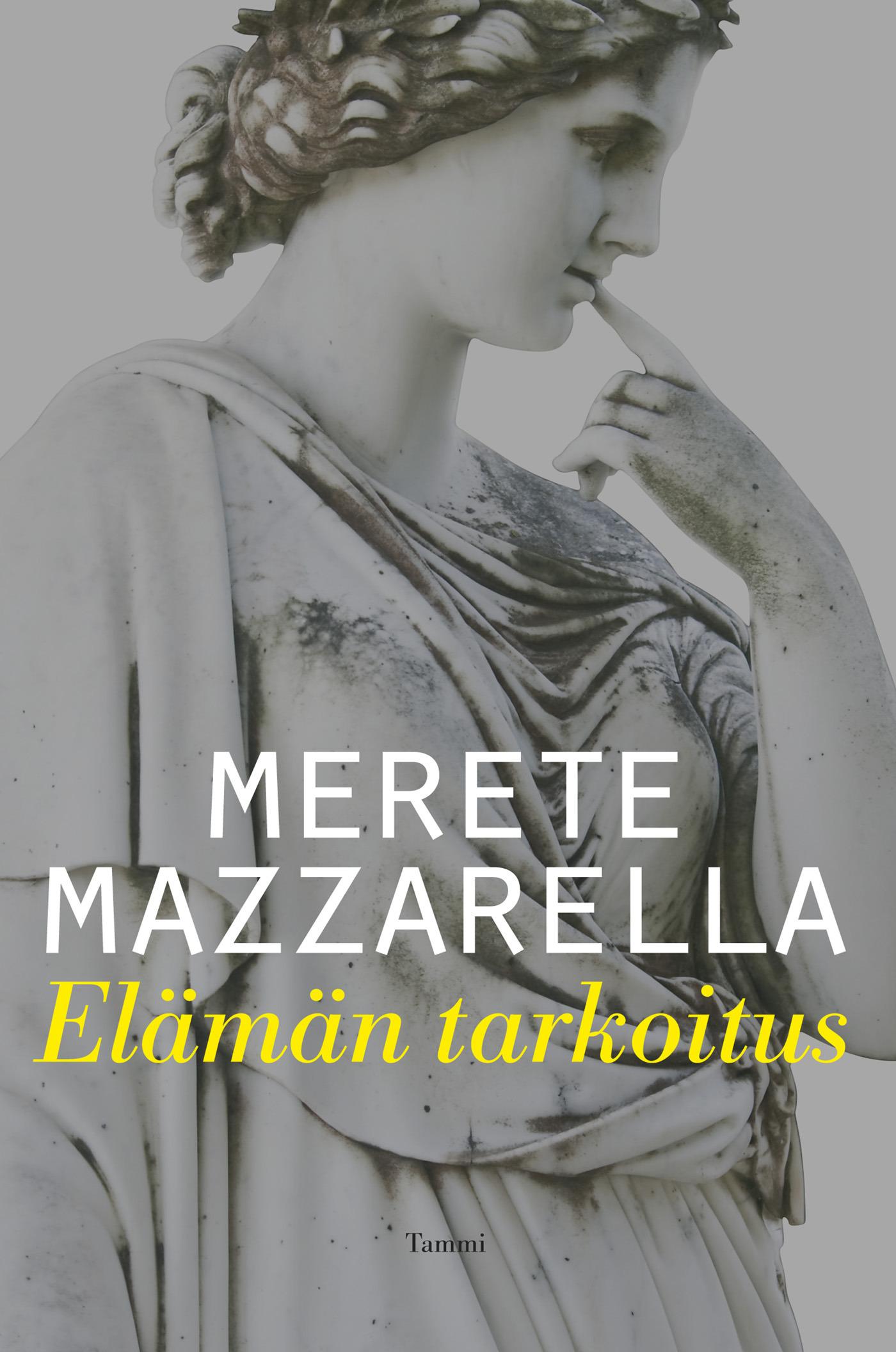 Mazzarella, Merete - Elämän tarkoitus, ebook