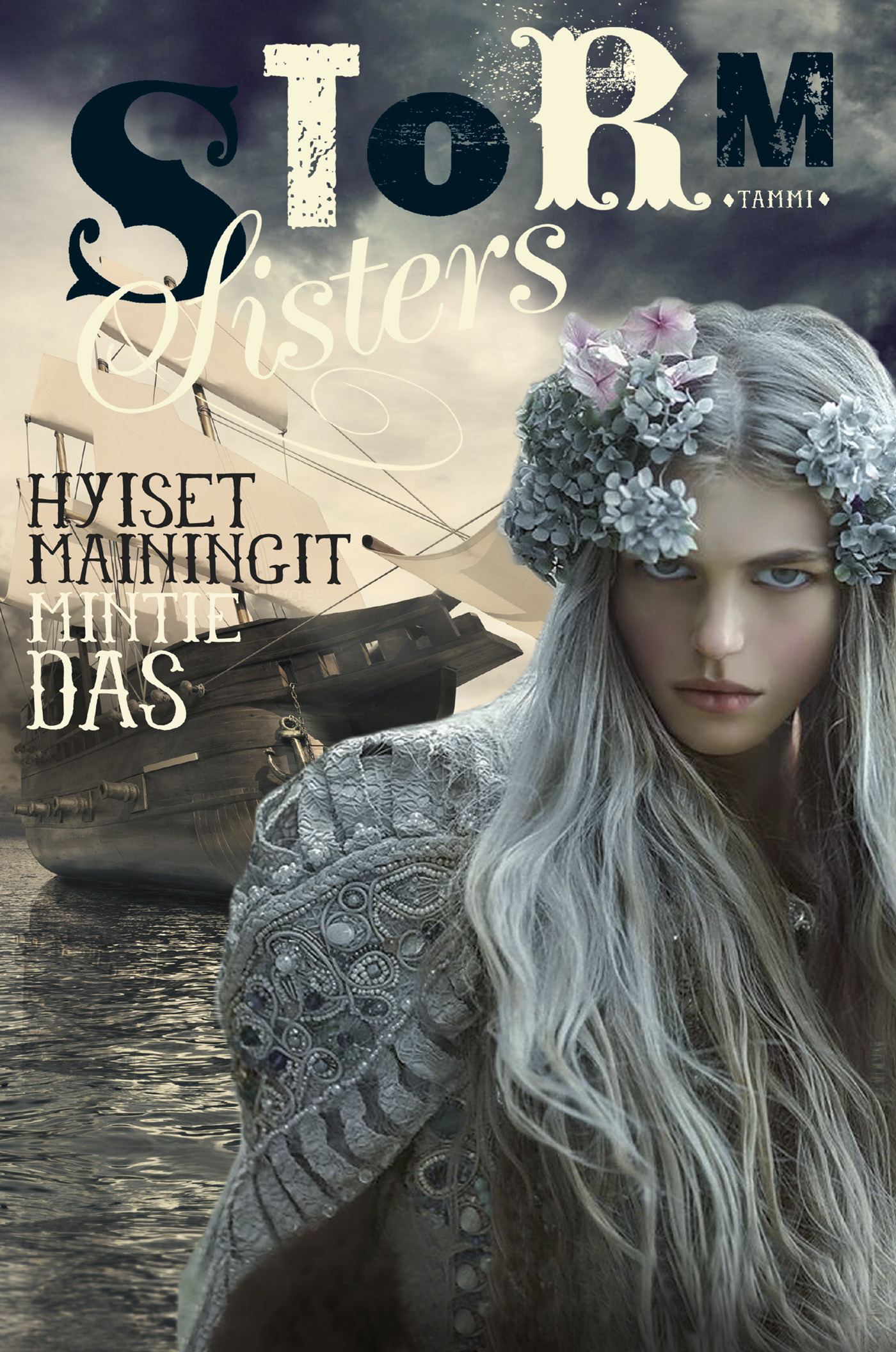Das, Mintie - Storm Sisters 2: Hyiset mainingit, e-kirja
