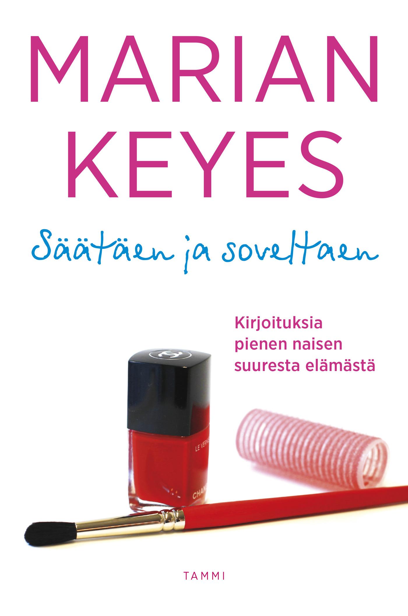 Keyes, Marian - Säätäen ja soveltaen, e-kirja