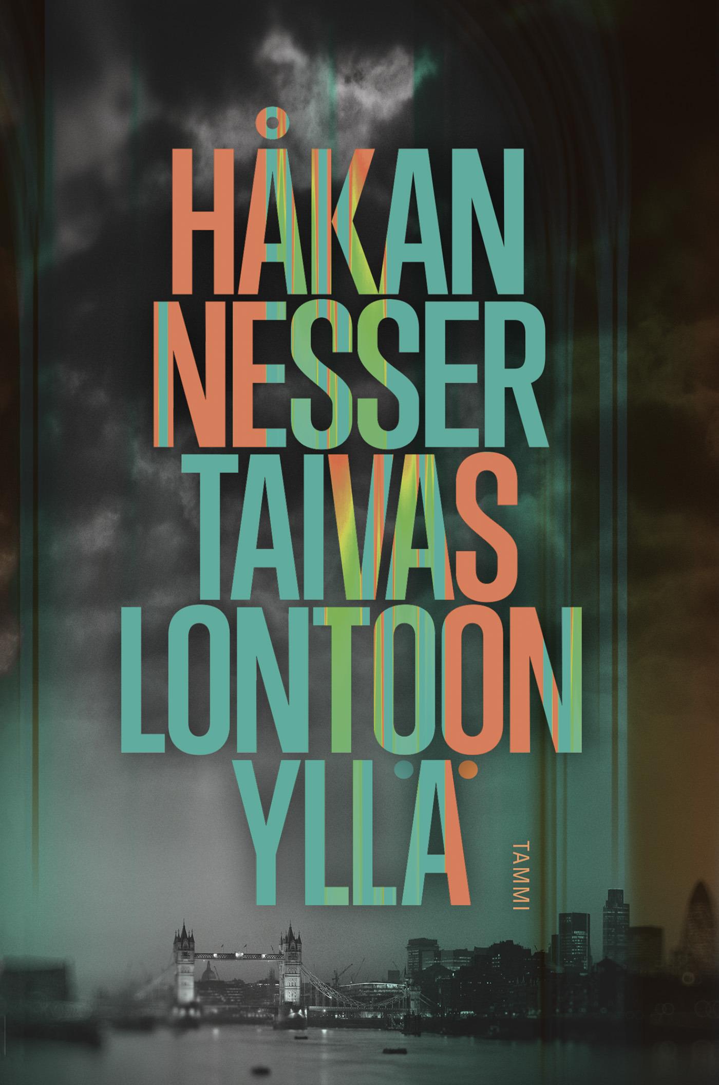 Nesser, Håkan - Taivas Lontoon yllä, e-bok