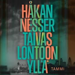 Nesser, Håkan - Taivas Lontoon yllä, audiobook