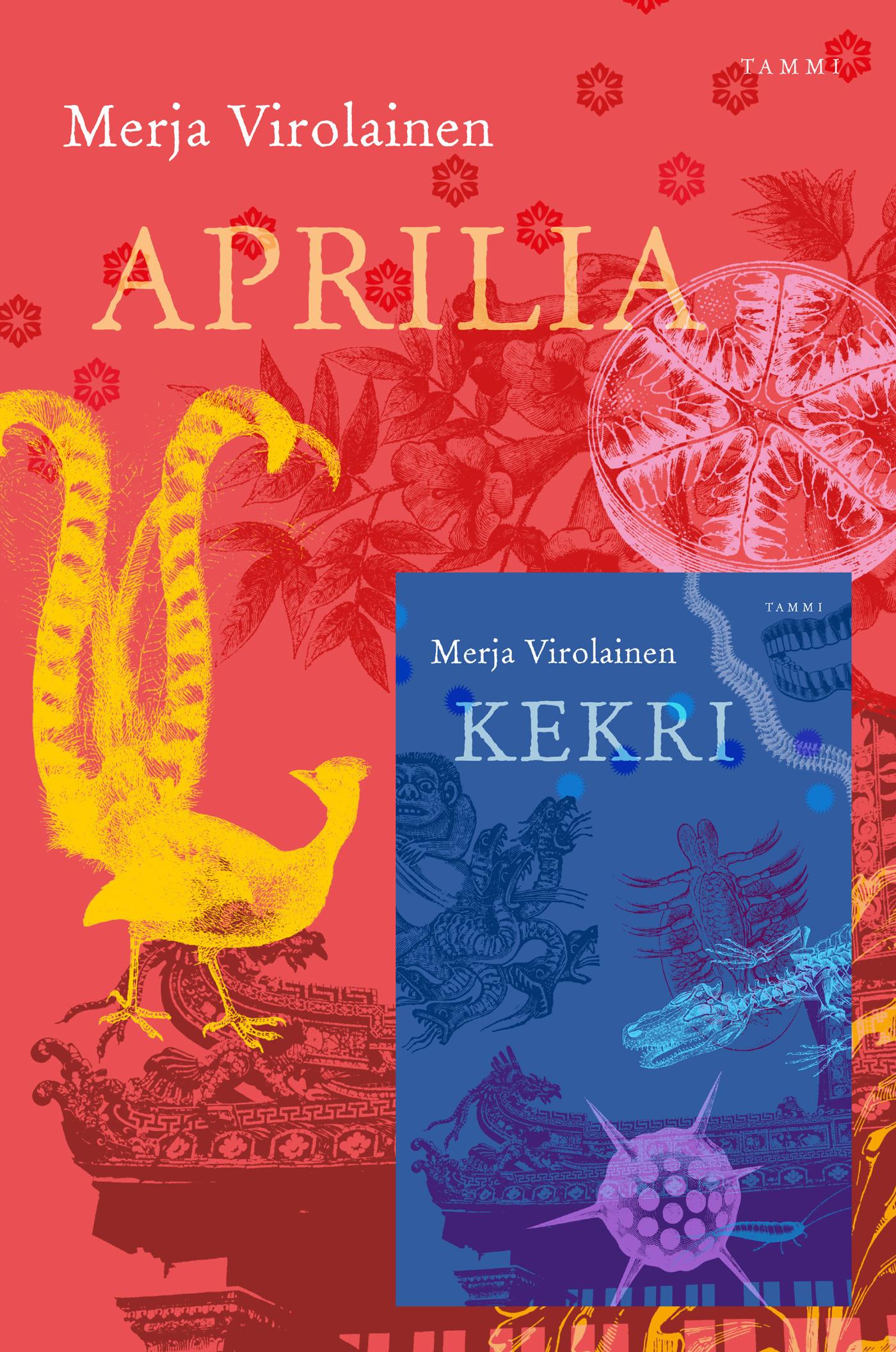 Virolainen, Merja - Aprilia/Kekri, ebook