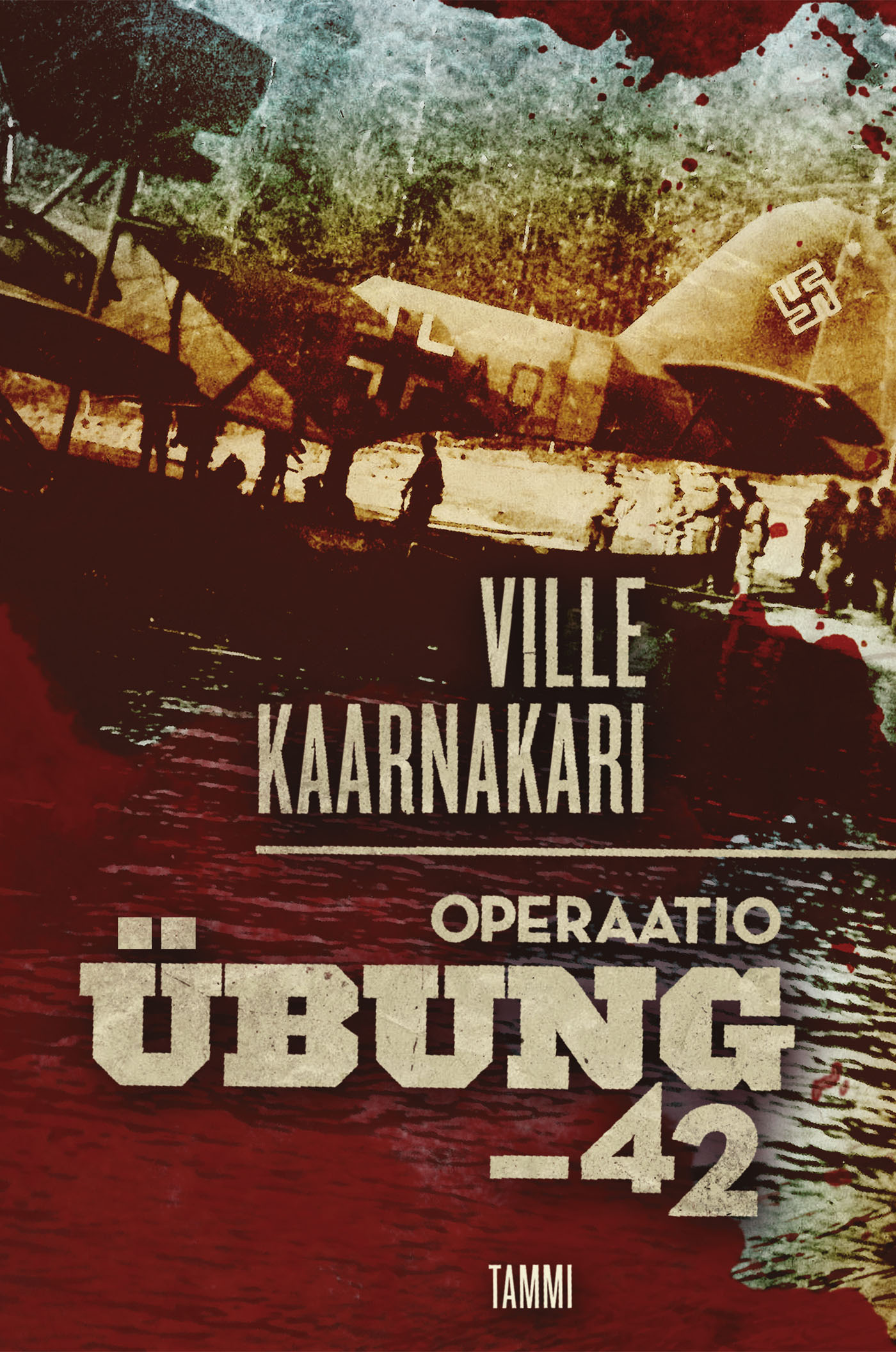 Kaarnakari, Ville - Operaatio Übung -42, ebook