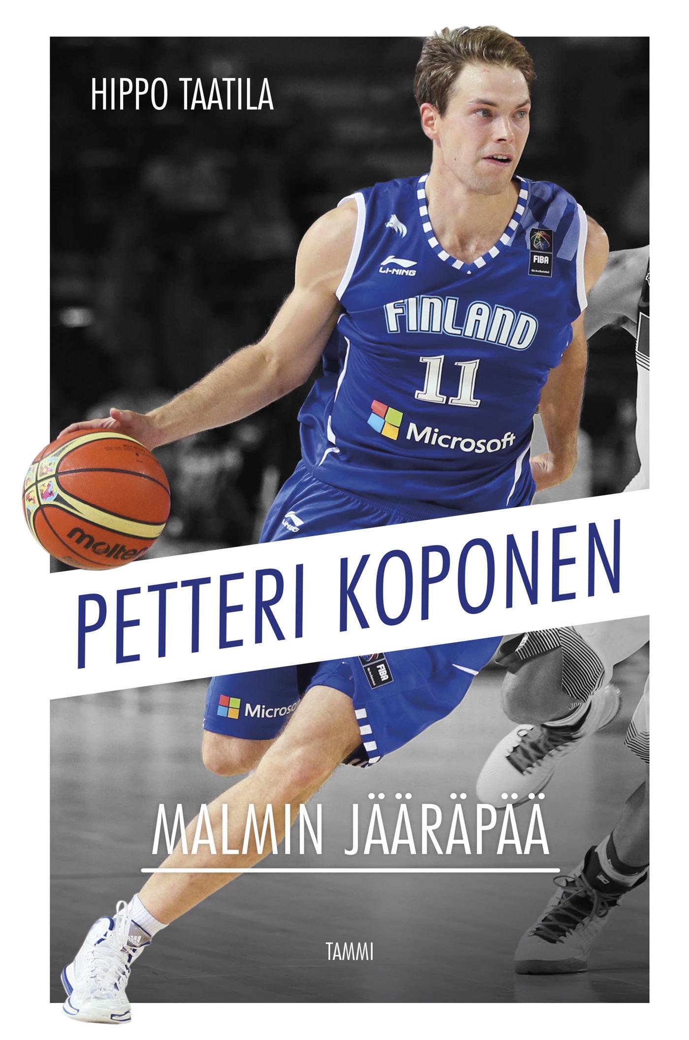 Taatila, Hippo - Petteri Koponen - Malmin jääräpää, e-kirja