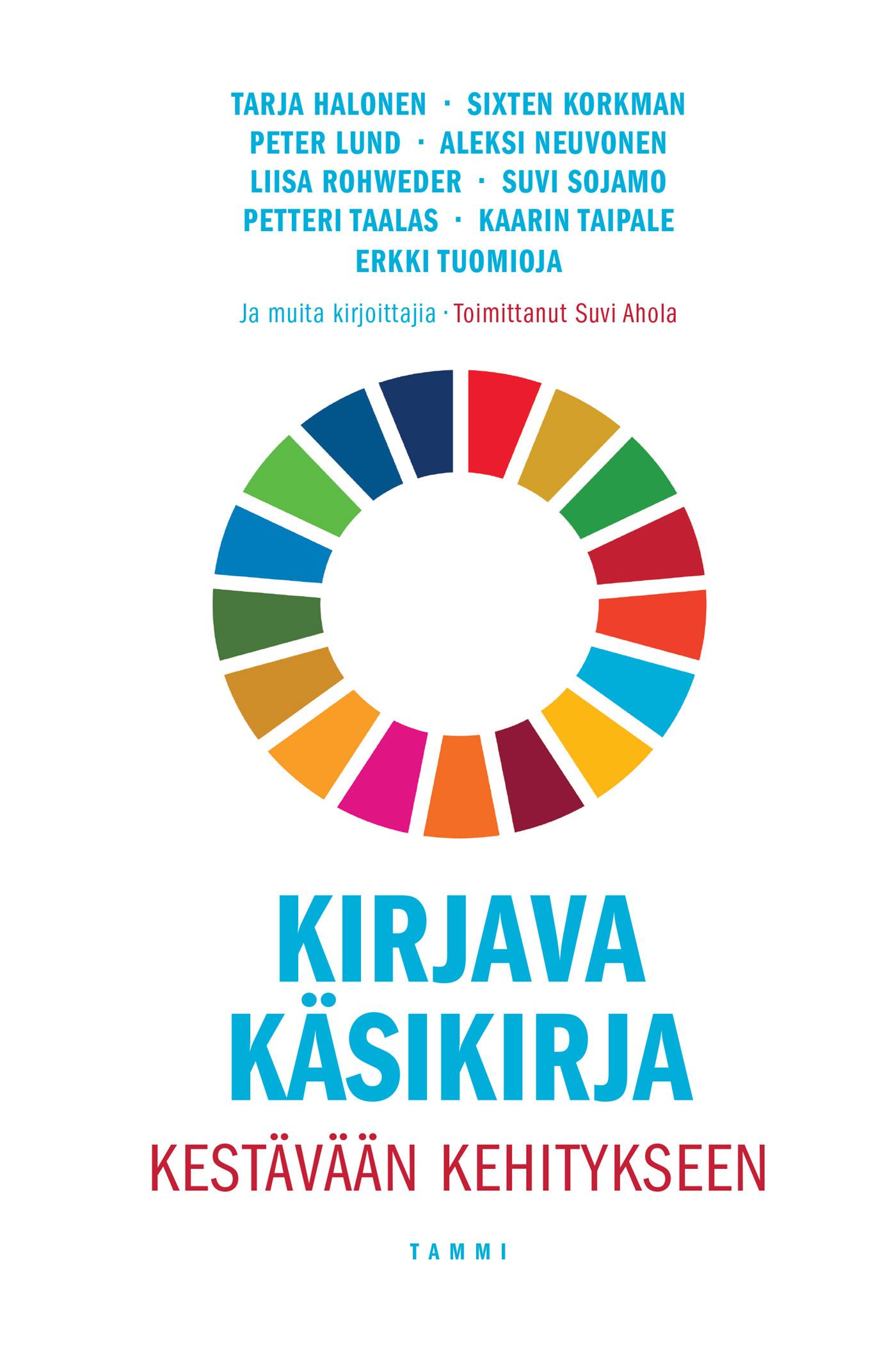 Korkman, Sixten - Kirjava käsikirja kestävään kehitykseen, e-kirja