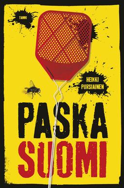 Pursiainen, Heikki - Paska Suomi, e-kirja
