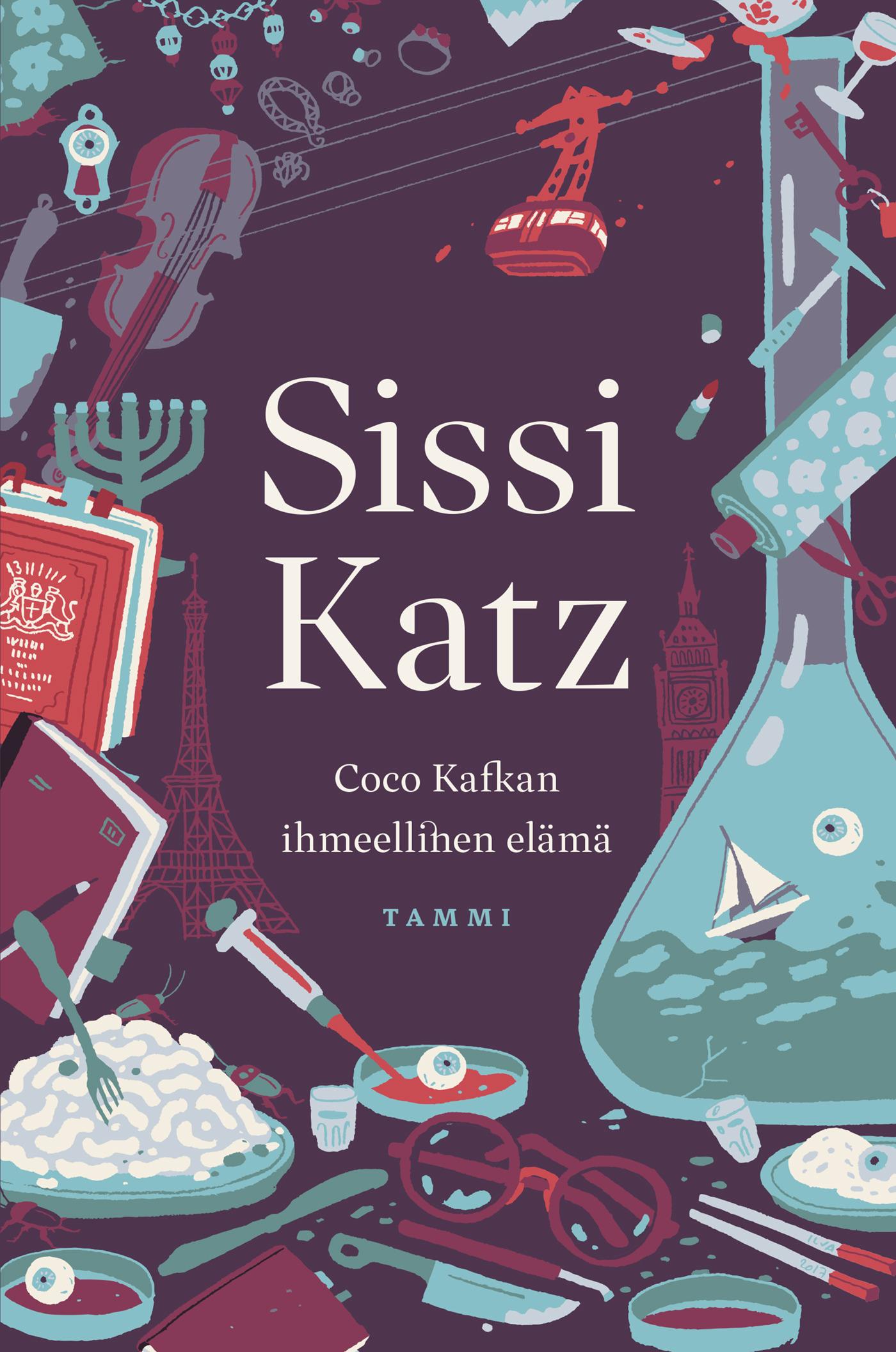 Katz, Sissi - Coco Kafkan ihmeellinen elämä, e-kirja