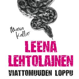 Lehtolainen, Leena - Viattomuuden loppu, äänikirja