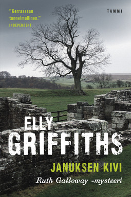 Griffiths, Elly - Januksen kivi, e-kirja