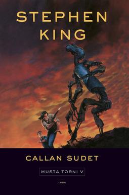 King, Stephen - Callan sudet: Musta torni V, e-kirja
