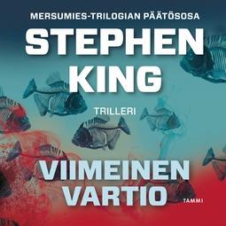 King, Stephen - Viimeinen vartio, äänikirja