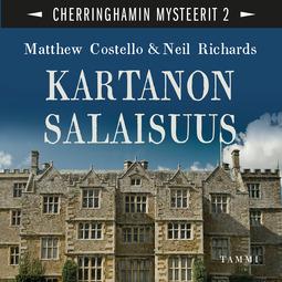 Costello, Matthew - Kartanon salaisuus: Cherringhamin mysteerit 2, äänikirja
