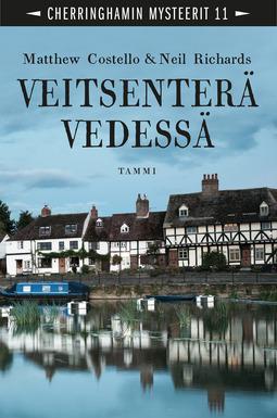 Costello, Matthew - Veitsenterä vedessä: Cherringhamin mysteerit 11, ebook