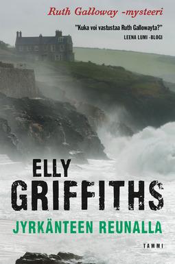 Griffiths, Elly - Jyrkänteen reunalla, e-kirja