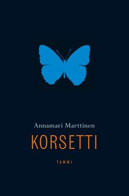 Marttinen, Annamari - Korsetti, e-kirja