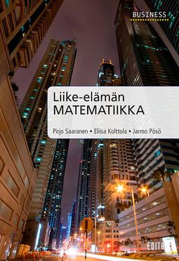 Kolttola, Eliisa - Liike-elämän matematiikka, e-kirja