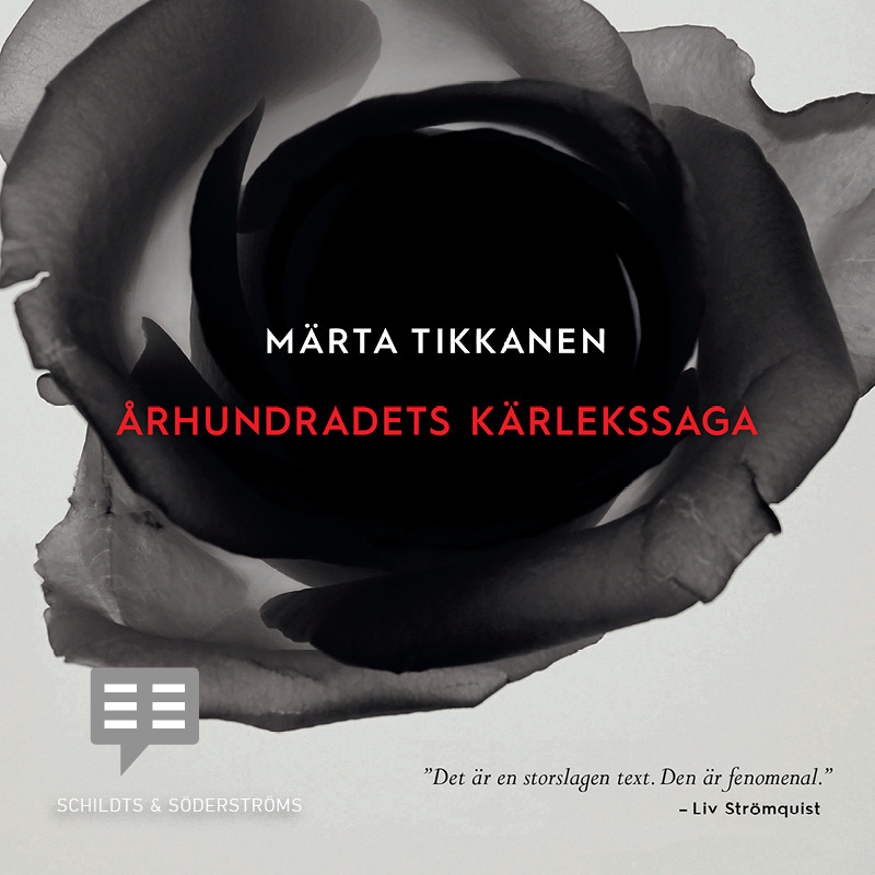 Tikkanen, Märta - Århundradets kärlekssaga, audiobook