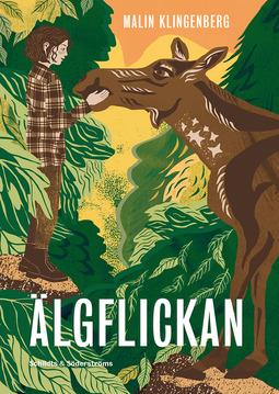 Klingenberg, Malin - Älgflickan, ebook