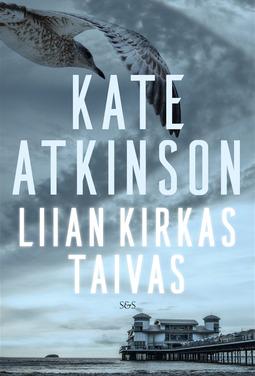Atkinson, Kate - Liian kirkas taivas, e-bok