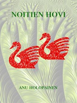 Holopainen, Anu - Noitien hovi: Sonja-sarja 2, e-kirja