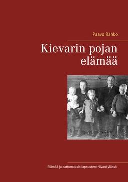 Rahko, Paavo - Kievarin pojan elämää, e-kirja