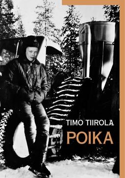 Tiirola, Timo - POIKA, e-kirja