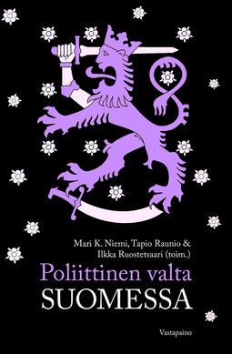 Niemi, Mari K. - Poliittinen valta Suomessa, e-kirja