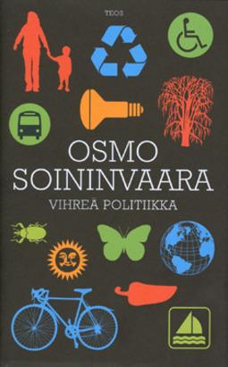 Soininvaara, Osmo - Vihreä politiikka, e-kirja