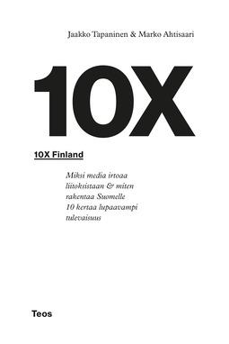 Ahtisaari, Marko - 10 X Finland, e-kirja
