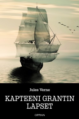 Verne, Jules - Kapteeni Grantin lapset, e-kirja